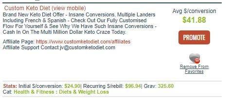 clickbank affiliate marketing marketplace